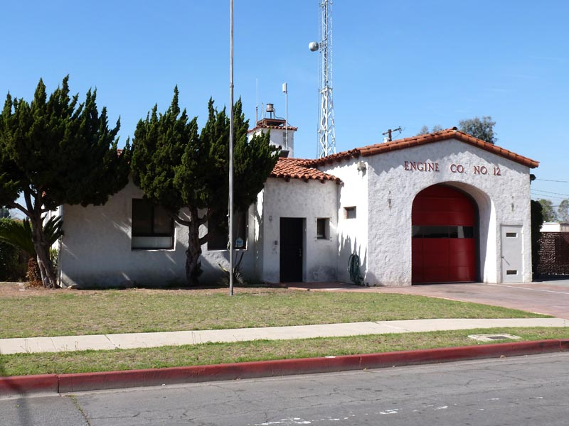 Fire Station 12 - Long Beach Heritage Advocacy