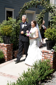 Garden Wedding Venue Rental