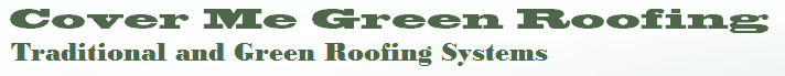 Cover me green roofing