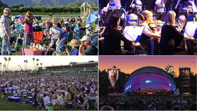 Santa Anita Park Concert 2015 with Long Beach Heritage